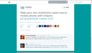 Ardufonino twitter